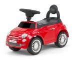 Sun Baby pealeistutav auto Fiat 500 punane