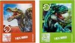 T-Rex World minipusle (rohelist värvi)