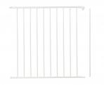 BabyDan turvavärav Olaf lisasektsioon 72cm valge