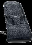 BabyBjörn Bliss lamamistool Anthracite-Leopard Mesh