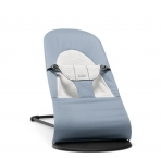 BabyBjörn Balance Soft lamamistool Blue-Grey Jersey
