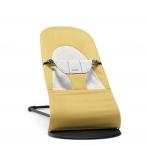 BabyBjörn Balance Soft lamamistool Yellow-Grey Jersey