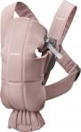 BabyBjörn Mini kandekott Dusty Pink