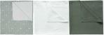 Luma musliinist mähkimislina 70x70cm Bow Deco