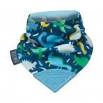 Cheeky Chompers närimisrätik kaela Baby Dino 592