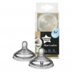 Tommee Tippee pudelilutid Easy-vent 2tk