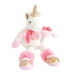 DOUDOU ET COMPAGNIE pehme mänguasi Lucie La Licorne 22cm