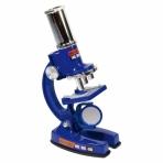 EASTCOLIGHT mikroskoobi komplekt, 23tk 100/200/450x