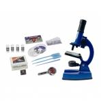 EASTCOLIGHT mikroskoobi komplekt Deluxe, 100/450/900X