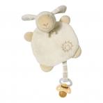 BABYFEHN pehme mänguasi Sheep lutihoidjaga