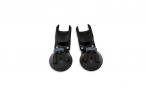 Bumbleride Indie ja Speed jalutuskäru adapterid BeSafe ja Maxi Cosi turvahällidele