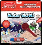 Melissa & Doug veepliiatsiga suurem värviraamat Seiklused