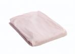 BabyDan kummiga voodilina 60x120 roosa