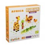 Puidust mosaiik 3D puidust konstruktor Cubika World