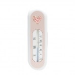 Bebe-jou vannitermomeeter Leopard Pink