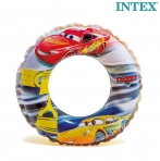 Intex ujumisrõngas Cars
