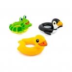 Intex ujumisrõngas Loomad