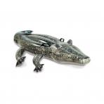 Intex täispuhutav Krokodill