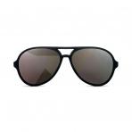 Hipsterkid Aviator polariseeritud päikeseprillid lastele 3-6 aastat- Black