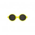 Kietla 100% purunematud kõrgema 4-kategooria kaitsega päikeseprillid beebidele 0-12 elukuud, Yellow