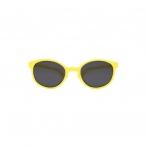 Kietla 100% purunematud Rozz ja Wazz päikeseprillid lastele 2-4 eluaastat, Yellow