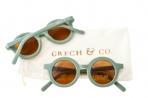 Grech & Co. ümbertöödeldud plastikust päikeseprillid lastele 18 kuud – 10 aastat – Fern
