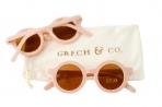 Grech & Co. ümbertöödeldud plastikust päikeseprillid lastele 18 kuud – 10 aastat – Shell