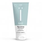 NAÏF toitev šampoon linaseemne ekstraktiga, 200ml