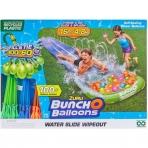 Liumägi koos 100 vee-õhupalliga