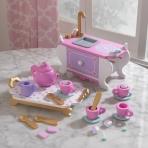 KidKraft teekomplekt, Lets Pretend: Tea Time.