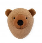Childhome seinakaunistus Bear Head