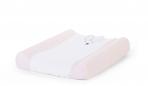 Childhome mähkimisaluse kate, Rabbit Jersey Pink
