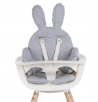 Childhome istmepehmendus Rabbit- Jersey Grey