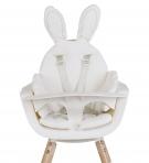 Childhome istmepehmendus Rabbit- Jersey White