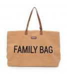 Childhome Family Bag Teddy Brown