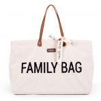 Childhome Family Bag Teddy Offwhite