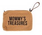 Childhome üleõlakott Mommy Treasures Teddy Brown