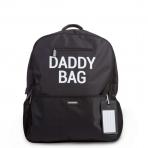 Childhome tarvikute seljakott Daddy Bag Black