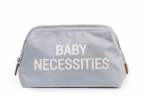 Childhome beebitarvikute kott Offwhite/Grey