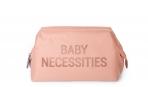 Childhome beebitarvikute kott Pink/Copper