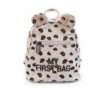 Childhome väikelapse seljakott My First Bag Leopard