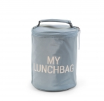 Childhome termokott My Lunchbag- Grey/Offwhite