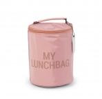 Childhome termokott My Lunchbag- Pink/Copper