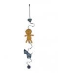 SMALLSTUFF riputatav mänguasi, Safari