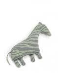 SmallStuff mänguasi-padi, Zebra roheline