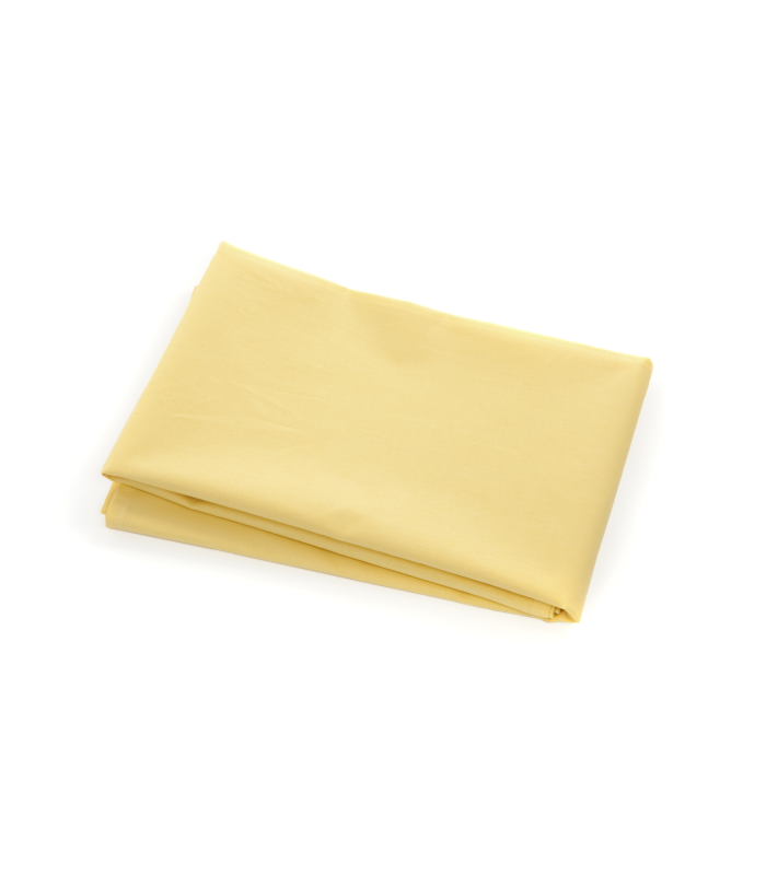 Beebi voodilina kollane, suuruse valik