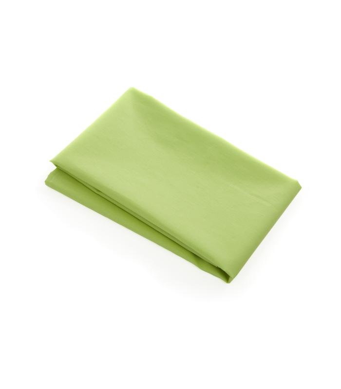 Beebi voodilina roheline, suuruse valik