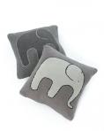 SmallStuff padi, grey Elephant