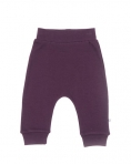 SmallStuff puuvillased püksid, Aubergine