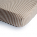 Mushie voodilina Natural Stripe
